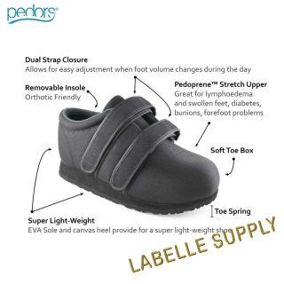 Pedor's MX600 Shoes info