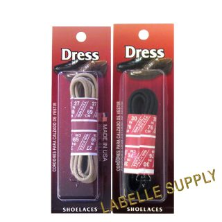 Sole Choice Round Elastic Laces Blister