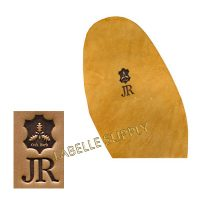 J.R. Men's Leather Half Soles