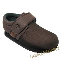 Pedors Style Velcro, #605 Brown
