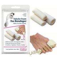 PediFix Tubular-Foam  Toe Bandage