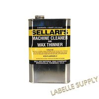 Sellaris: Machine Cleaner and Wax Thinner