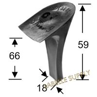 #804444 Heels