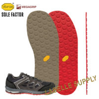 800082006 Vibram Sole Factor 885K New Boulder full soles