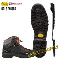 Vibram Sole Factor 1202 Foura Soles