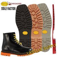 Vibram Sole Factor 1149 Montagna Soles