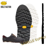 800420006 Vibram Sole Factor 950B Christy Camp Moc