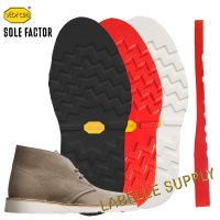 Vibram Sole Factor 377K Christy Thick Soles