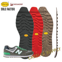 800480006 Vibram Sole Factor 2074 New York Full Soles